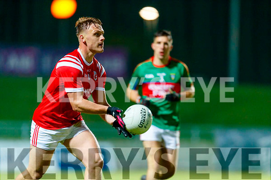 Darragh Roche, East Kerry during the Kerry County Senior Football Championship Final match between East Kerry and Mid Kerry at Austin Stack Park in Tralee on Saturday night.
