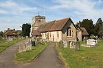 Frensham Parish Church of St Mary the Virgin. Surrey. UK.