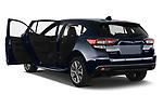 Car images of 2021 Subaru Impreza Premium 5 Door Hatchback Doors