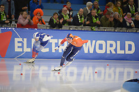 SPEEDSKATING: HEERENVEEN: 10-01-2020, IJsstadion Thialf, European Championship distances, 1500m Ladies, Joy Beune (NED), ©foto Martin de Jong