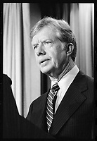 1980 Apr. 7.- [President Jimmy Carter announces new sanctions against Iran in retaliation for taking U.S. hostages]