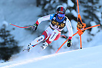 FIS Alpine Ski World Cup - Covid-19 Outbreak -  2nd Men's Downhill Ski event on 19/12/2020 in Val Gardena, Gröden, Italy. In action