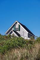 Waterfront cottage, Truro, Cape Cod, Massachusetts, USA