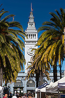 San Francisco Ferry Building, California