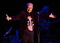 ORT LAUDERDALE, FL - OCTOBER 12: Michael Nesmith of The Monkees performs during the Farewell Tour at The Parker on October 12, 2021 in Fort Lauderdale Florida. . Credit: mpi04/MediaPunch