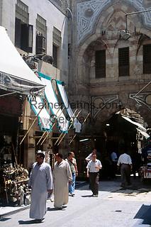 EGY, Aegypten, Kairo: Basar,    EGY, Egypt, Cairo, Bazaar