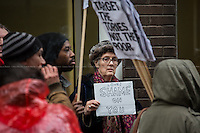 """13.01.2014 - Demo Against Channel 4's """"Benefits Street"""""""