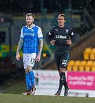 27.02.18 St Johnstone v Rangers:<br /> Bruno Alves