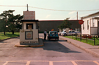 1990 FILE PHOTO (Exact date unknown):  OKA Crisis -<br /> Longe-Pointe Military base<br /> <br /> PHOTO :  Agence Quebec Presse - <br /> Robert Galbraith