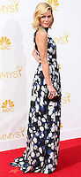 LOS ANGELES, CA, USA - AUGUST 25: Actress Julie Bowen arrives at the 66th Annual Primetime Emmy Awards held at Nokia Theatre L.A. Live on August 25, 2014 in Los Angeles, California, United States. (Photo by Celebrity Monitor)