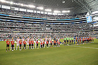 USMNT vs. Honduras, Wednesday, July 24, 2013