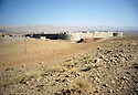 Irak 2000  Un fort construit par l'armée irakienne a Koysanjak   .<br />