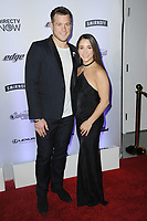 NEW YORK, NY - FEBRUARY 16: Colton Underwood, Alexandra Raisman attends the Sports Illustrated Swimsuit 2017 launch event at Center415 Event Space on February 16, 2017 in New York City.<br /> <br /> People:  Colton Underwood, Alexandra Raisman