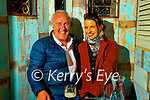 Enjoying a drink in Molly J's Benners on Monday were Timmy O'Dowd and Gail McCormack