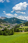 Italy, South Tyrol (Trentino - Alto Adige), Dolomites, Ortisei at Val Gardena | Italien, Suedtirol, Dolomiten, St. Ulrich im Groednertal