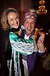 GENEROSO DI MEO CON MARIA FERNANDA STAGNO<br /> FESTA DI PRESENTAZIONE DEL CALENDARIO DI MEO -  <br /> PALAZZO KADIRI  MARRAKECH 2010
