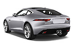 Car pictures of rear three quarter view of a 2017 Jaguar F-Type S 3 Door Coupe 2WD Angular Rear