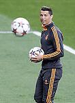 20140523. UEFA Champions League Final 2014. Trainig Day.
