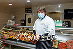 Mike O'Shea, Master Butcher at Millers in Cahersiveen.