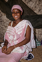 Smiling Woman, Ouna, Niger.