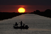 PARKLAND - MAY 02: A general view of the sunset over Everglades National Park on May 2, 2021 in Parkland, Florida. Credit: mpi04/MediaPunch