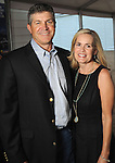 Dee and Jeff Boswell at the Nature Conservancy's Nature Rocks  Gala at the Houston Polo Club Thursday Oct. 22,2015.(Dave Rossman photo)