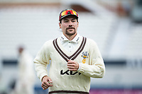 Rory Burnsm Surrey CCC during Surrey CCC vs Hampshire CCC, LV Insurance County Championship Group 2 Cricket at the Kia Oval on 1st May 2021