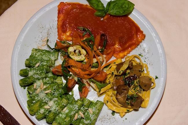 Girrarossa Restaurant, Rome, Italy