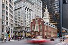 Nov. 19, 2015; Old State House, Boston (Photo by Matt Cashore/University of Notre Dame)
