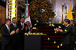 NEWS-wake of Colombian Nobel Prize Gabriel Garcia Marquez in Mexico