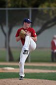Bryce Welborn during the Under Armour Pre-Season All-American Tournament at Kino Sports Complex on January 16, 2011 in Tucson, Arizona.  (Copyright Mike Janes Photography)