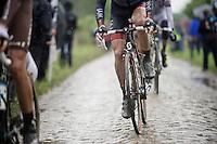 """""""La Machine boue"""" <br /> The Mud Machine<br /> <br /> 2014 Tour de France<br /> stage 5: Ypres/Ieper (BEL) - Arenberg Porte du Hainaut (155km)"""