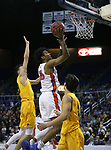 during the NIAA state basketball tournament in Reno, Nev., on Friday, Feb. 23, 2018. Cathleen Allison/Las Vegas Review-Journal