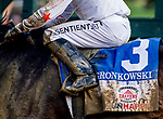 SARATOGA SPRINGS, NY - AUGUST 25: on Travers Stakes Day at Saratoga Race Course on August 25, 2018 in Saratoga Springs, New York. (Photo by Scott Serio/Eclipse Sportswire/Getty Images)