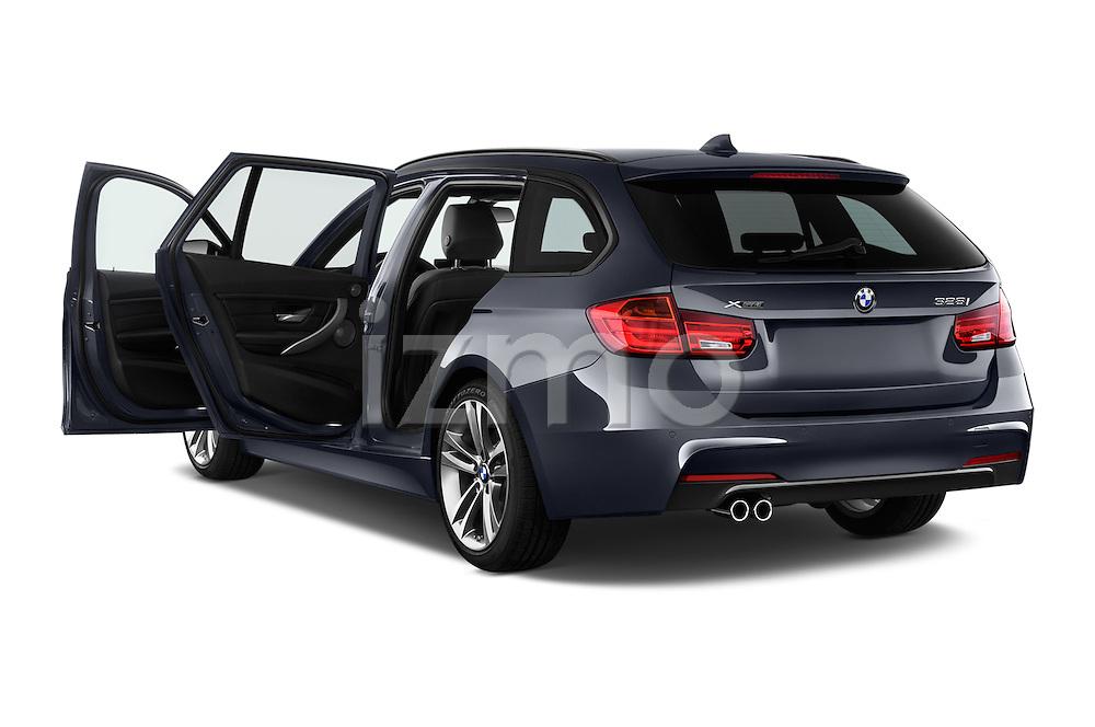 Car images of 2015 BMW 3 Series 328d xDrive Sports Wagon 5 Door Wagon Doors