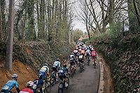 up the Hagaard<br /> <br /> 58th De Brabantse Pijl 2018 (1.HC)<br /> 1 Day Race: Leuven - Overijse (BEL/202km)