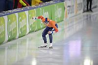 SPEEDSKATING: HEERENVEEN: 16-01-2021, IJsstadion Thialf, ISU European Speed Skating Championships, Antoinette de Jong (NED), ©photo Martin de Jong