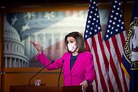 FEB 25 Nancy Pelosi press conference