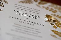 Holly & Peter's Wedding Photos