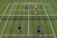 WTA AEGON Classic Birmingham - Chan / Chan v Chuan / Pavlyuchenkova - Doubles QF - 17.06.2016