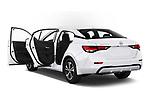 Car images of 2020 Nissan Sentra SV 4 Door Sedan Doors