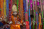 Costumed child, Rajasthan, India