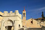 Nazareth, the Greek Orthodox St. Gabriel Church