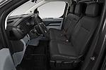 Front seat view of 2020 Peugeot e-Expert FT-Premium 5 Door Cargo Van Front Seat  car photos