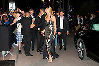 69th Cannes Film Festival Soiree Harmonie plage de Martinez on May 17, 2016 in Cannes, France