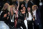 Ronnie James Dio, David Henzerling, Bruce Dickenson, Johnny Rod, Nadir D'Priest, Lita Ford