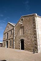 Fremantle: Maritime Museum, 1850's. Originally, the Commissariat Building. Photo '82.
