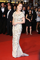 JESSICA CHASTAIN 'In The Fade (Aus Dem Nichts)' Red Carpet Arrivals - The 70th Annual Cannes Film Festival<br /> CANNES, FRANCE - MAY 26: attends the 'In The Fade (Aus Dem Nichts)' screening during the 70th annual Cannes Film Festival at Palais des Festivals on May 26, 2017 in Cannes, France