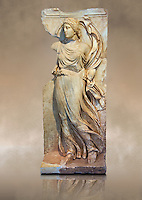 Photo of Roman relief sculpture, Aphrodisias, Turkey, Images of Roman art bas reliefs from the mauseleum of Julius Zoilus.