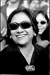 Summer '99-- Jakarta, Indonesia -- Megawati makes an appearance at her final rally before the nation votes on it's next  president, Megawati's father Sukarno was president before Suharto who was ousted in fuel riots in 1998.